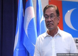 ANWAR HAS MAJORITY TO FORM NEW GOVERNMENT