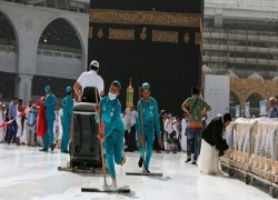SAUDI TO GRADUALLY RESUME 'UMRAH' PILGRIMAGE FROM OCTOBER 4