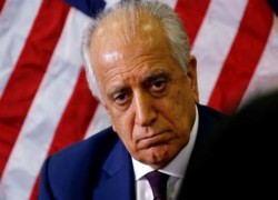AFGHANS WILL SUFFER IF PEACE FAILS: KHALILZAD