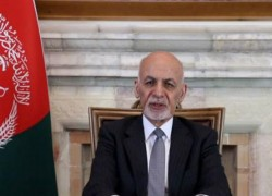 CEASEFIRE IS 'URGENT PRIORITY,' SAYS GHANI TO UN