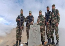 Pillar number 11 along Nepal-China border in Humla, which was said to be missing, has been found
