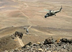 2 pilots killed in military helicopter crash in N. Afghanistan