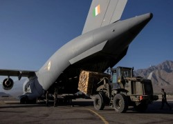 China, India send in supplies for thousands of border troops ahead of brutal winter