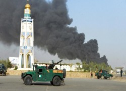 আফগানিস্তানে তালেবান হামলায় ২৮ পুলিশ নিহত