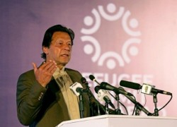 PM IMRAN WARNS AGAINST HASTY INTERNATIONAL WITHDRAWAL FROM AFGHANISTAN