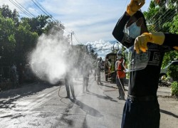 Yangon under strain as Myanmar coronavirus cases surge