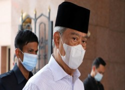Malaysia's Muhyiddin wins crucial victory in Sabah state election
