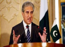 QURESHI: NO MILITARY SOLUTION TO AFGHAN CONFLICT