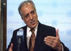 US INVITES IRAN TO AFGHAN PEACE TALKS