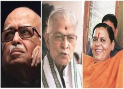 BABRI MASJID ORDER TODAY, IN THE DOCK ARE ADVANI, JOSHI, BHARTI
