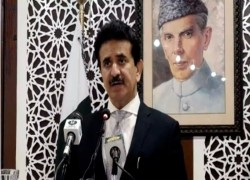 PAKISTAN REJECTS INDIA'S REMARKS ON GILGIT-BALTISTAN ELECTIONS
