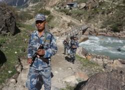 ভারত সীমান্তে ৩ দিনে ৩টি সীমান্ত চৌকি বসিয়েছেন নেপাল