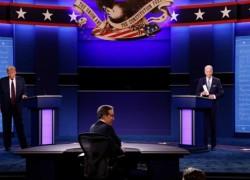 Trump's debate gift to Joe Biden