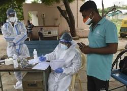 INDIA CROSSES 62 LAKH CORONAVIRUS CASES; DEATH TOLL SURPASSES 97,000