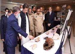 PAKISTAN'S NUCLEAR, STRATEGIC CAPABILITY SAFE, SECURE: PM IMRAN