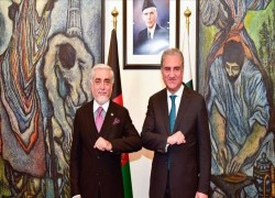 'New path': Afghan peace lead wraps up Pakistan visit