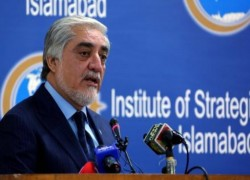 ABDULLAH: ELECTION PROBABLY WILL NOT AFFECT US AFGHAN POLICY