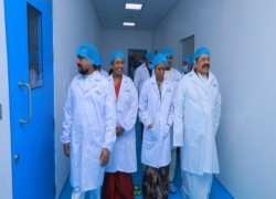SRI LANKA'S LARGEST PHARMACEUTICAL MANUFACTURING AND RESEARCH FACILITY OPENED