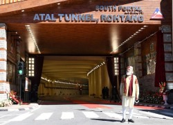 Atal Tunnel to have limited benefit to India in wartime: Chinese expert