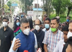 NEW INDIAN ENVOY TO DHAKA VIKRAM DORAISWAMI TO ARRIVE TODAY