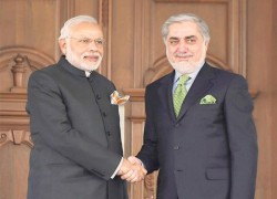 Abdullah to Modi: Keep low profile on Afghanistan, as Pakistan holds key to war and peace