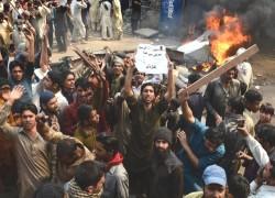 ব্লাসফেমির দায়ে মৃত্যুদণ্ডপ্রাপ্ত খ্রিস্টান যুবককে মুক্তি দিলো পাকিস্তান