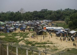 Rohingya living in 'open prison' in Myanmar: Human Rights Watch