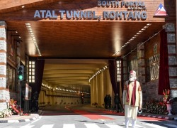 Atal Tunnel claims puncture India's inflated ego