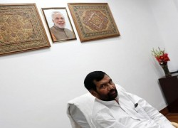 INDIA'S FOOD MINISTER PASWAN DIES AFTER WEEKS IN HOSPITAL