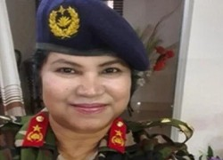 Bangladesh Army gets first female brigadier general