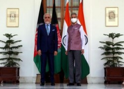 INDIA COMMITTED TO PEACE, STABILITY IN AFGHANISTAN: S. JAISHANKAR