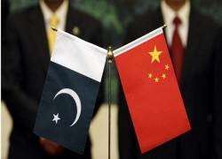 CHINA PRAISES PAKISTAN'S SUPPORT ON HONG KONG ISSUE