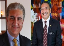 PAKISTAN COMMITTED TO ENHANCING STRATEGIC PARTNERSHIP WITH MALAYSIA: QURESHI