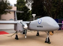 DRDO's Rustom-2 drone takes-off, India goes for armed Heron