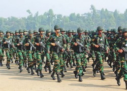 Bangladesh building army to face 21st century's geopolitical, military challenges: PM Hasina