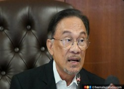 COPS TO CALL ANWAR FOR QUESTIONING OVER MPS LIST