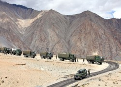 7TH ROUND OF CORPS COMMANDERS MEET TO DISCUSS LADAKH STAND-OFF WILL TAKE PLACE TODAY