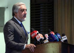 ABDULLAH: HISTORIC STEPS TAKEN FOR PEACE, TIME TO REDUCE VIOLENCE