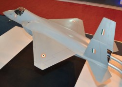 India lines up public-private partnership for AMCA fighter project
