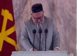 'I'm really sorry': Teary-eyed Kim apologises for not meeting North Koreans' expectations