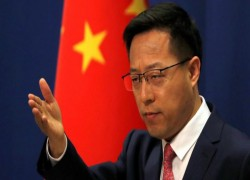 CHINA SAYS IT HAS SRI LANKA'S BACKING FOR PROJECTS UNDER BRI