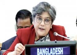 'করোনা ও জলবায়ু সংকটের দ্বৈত চ্যালেঞ্জ মোকাবেলা করছে বাংলাদেশ'