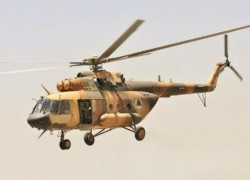 2 HELICOPTERS CRASH IN HELMAND, 9 KILLED: MOD
