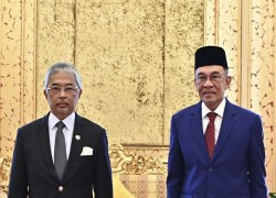 Is Anwar for real this time?