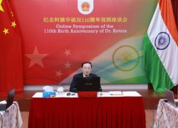 Normal for India-China to have differences, 'common interests' far outweigh frictions: Chinese envoy