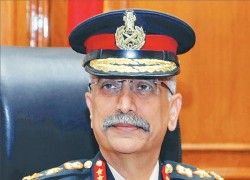 Indian army chief to visit Nepal as neighbours attempt to normalise ties