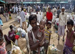 WESTERN LEADERS, UN TO HOLD DONOR CONFERENCE OVER ROHINGYA ON 22 OCT