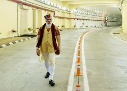 Modi's tunnel lay at the root of Sino-Indian clash