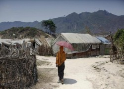 Hopeless plight of Myanmar's remaining Rohingya exposed