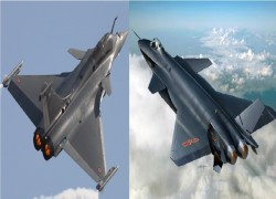 India`s new Rafale fighter jets vs. China`s J-20?